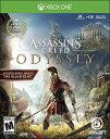 XboxONE Assassin's Creed Odyssey(アサシンクリードオデッセイ 北米版)〈Ubisoft〉[新品]