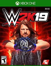 XboxONE WWE 2K19(ダブリュダブリュイー 2K19 北米版)[新品]