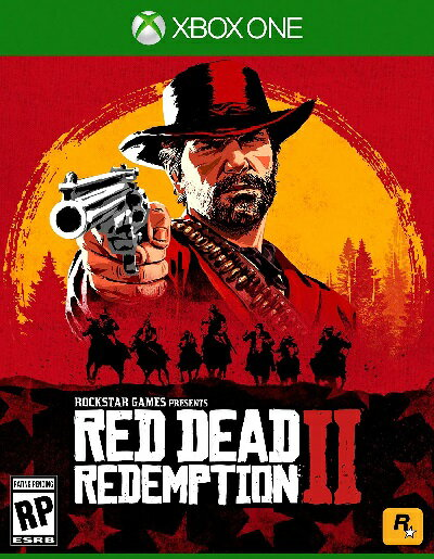 XboxONE Red Dead Redemption 2 US(レッドデッドリデンプション2 北米版)〈Rockstar Games〉[新品]