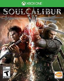 XboxONE SOULCALIBUR VI(ソウルキャリバーVI 北米版)〈Bandai Namco〉[新品]