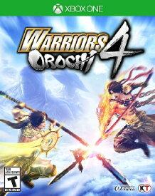 XboxONE Warriors Orochi 4 US(ウォリアーオロチ4 北米版)〈Koei〉[新品]