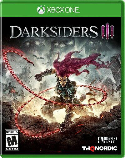 XboxONE Darksiders III(ダークサイダー3 北米版)〈THQ Nordic〉[新品]