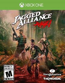 XboxONE Jagged Alliance:Rage!(ジャギドアライアンスレイジ! 北米版)〈THQ Nordic〉[新品]