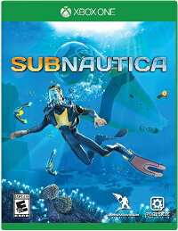 XboxONESubnautica(サブノーティカ北米版)〈GearboxPublishing〉12/7発売[新品]