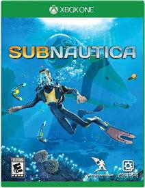 XboxONE Subnautica(サブノーティカ 北米版)〈Gearbox Publishing〉[新品]