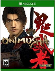 XboxONE Onimusha:Warlords US(オニムシャウォ−ロード 北米版)〈Capcom〉[新品]