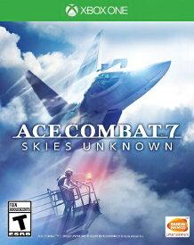 XboxONE Ace Combat 7:Skies Unknown(エースコンバット7 スカイアンノウン 北米版)〈Bandai〉[新品]