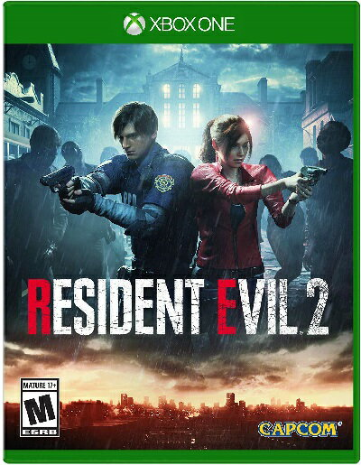 XboxONE Resident Evil 2(レジデントエビル2 北米版)〈Capcom〉1/25発売[新品]