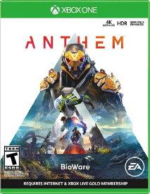 XboxONE Anthem(アンセム 北米版)〈Electronic Arts〉[新品]