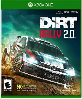 XboxONE DiRT Rally 2.0(ダートラリー2.0 北米版)〈Deep Silver〉[新品]