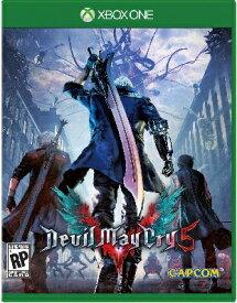 XboxONE Devil May Cry 5 US(デビルメイクライ5 北米版)〈Capcom〉[新品]