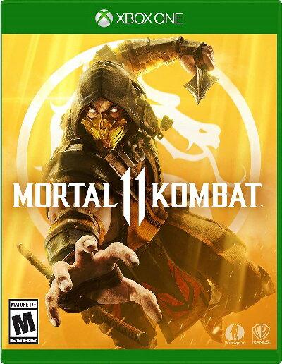 XboxONE Mortal Kombat 11(モータルコンバット11 北米版)〈WB Games〉[新品]