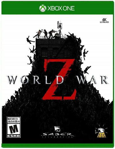XboxONE World War Z(ワールド・ウォーZ 北米版)〈Mad Dog Games〉4/16発売[新品]