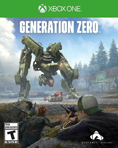 XboxONE Generation Zero(ジェネレーションゼロ 北米版)〈THQ Nordic〉3/26発売[新品]