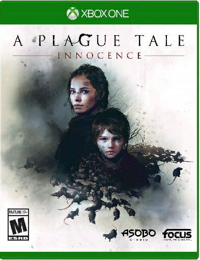 XboxONE A Plague Tale:Innocence(プラーグテイルイノセンス 北米版)〈Maximum Games〉5/14発売[新品]