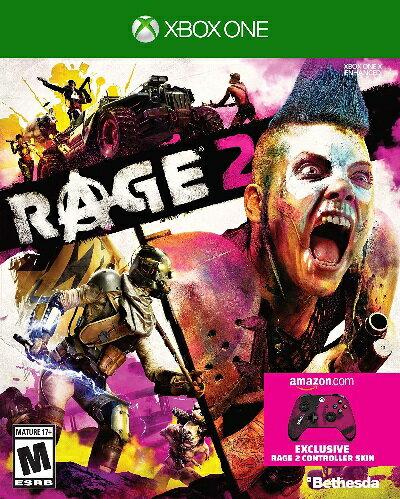 XboxONE Rage 2(レイジ2 北米版)〈Bethesda〉5/14発売[新品]