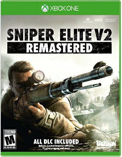 XboxONE Sniper Elite V2 Remastered(スナイパーエリートV2リマスター 北米版)〈U&I Entertainment〉5/15発売[新品]