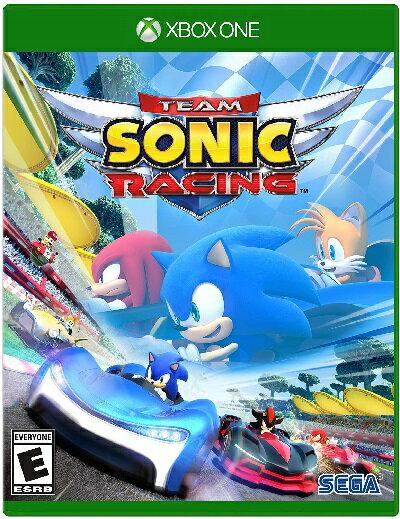 XboxONE Team Sonic Racing(チームソニックレーシング 北米版)〈Sega〉5/21発売[新品]