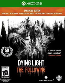 XboxONE Dying Light The Following Enhanced Edition US(ダイイングライト フォロイングエンハンストエディション 北米版)[新品]