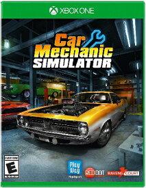 XboxONE Car Mechanic Simulator(カーメカニックシミュレーター 北米版)〈Maximum Games〉[新品]