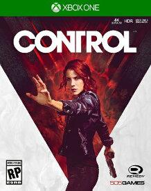 XboxONE Control(コントロール 北米版)〈505 Games〉[新品]