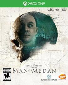 XboxOne The Dark Pictures Anthology Man of Medan 北米版[新品]