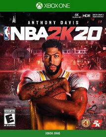 XboxONE NBA 2K20(エヌ・ビー・エー2K20)[新品]
