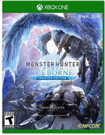 XboxONE Monster Hunter World:Iceborne Master Edition(モンスターハンターワールド アイスボーンマスターエディション 北米版)[新品]