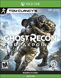 XboxONE Tom Clancy's Ghost Recon Breakpoint(トムクランシーゴーストリコン ブレイクポイント北米版)10/4発売[新品]