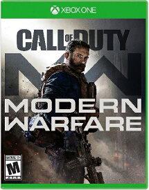 XboxONE Call of Duty:Modern Warfare(コールオブデューティ モダン・ウォーフェア 北米版)10/25発売[新品]