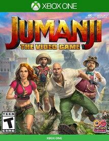 XboxONE Jumanji:The Video Game(ジュマンジ・ビデオゲーム 北米版)[新品]