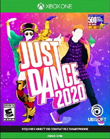 XboxONE Just Dance 2020(ジャストダンス2020 北米版)11/5発売[新品]