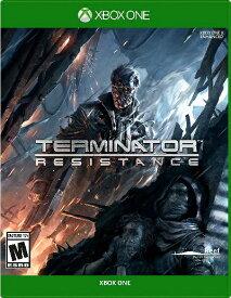 XboxONE Terminator:Resistance(ターミネーターレジスタンス 北米版)12/10発売[新品]