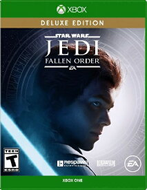 XboxONE Star Wars Jedi:Fallen Order Deluxe Edition(スターウォーズ ジェダイフォールン・オーダーデラックスエディション 北米版)[新品]