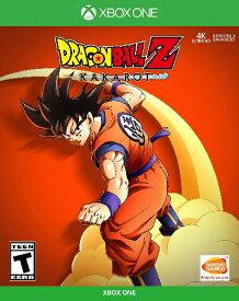 XboxONE DRAGON BALL Z:Kakarot(ドラゴンボールZ カカロット 北米版)1/17発売[新品]