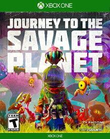 XboxONE Journey to the Savage Planet 北米版 - 1/28発売[新品]