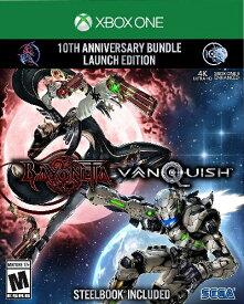 XboxONE Bayonetta&Vanquish 10th Anniversary Bundle:Launch Edition 北米版[新品]