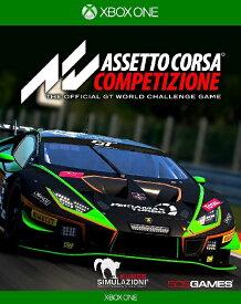 XboxONE Assetto Corsa Competizione 北米版[新品]