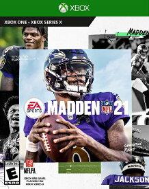 XboxONE Madden NFL 21 北米版[新品]