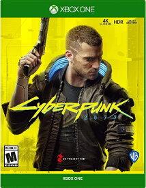 XboxONE Cyberpunk 2077 北米版[新品]11/19発売