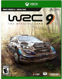XboxONE WRC 9 北米版[新品]9/8発売