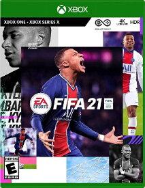 XboxONE FIFA 21 北米版[新品]