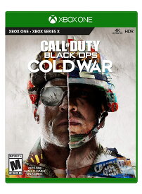 XboxONE CALL OF DUTY: BLACK OPS COLD WAR 北米版[新品]11/13発売