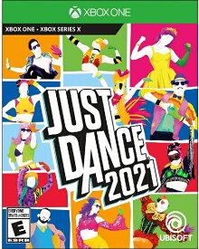 XboxONE JUST DANCE 2021 北米版[新品]11/12発売