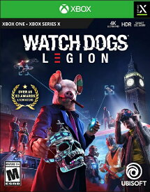 XboxONE Watch Dogs Legion 北米版[新品]10/29発売
