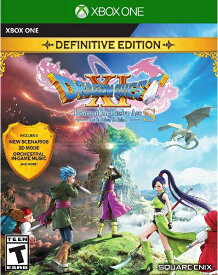 XboxONE DRAGON QUEST XI S: Echoes of an Elusive Age-Definitive Edition 北米版[新品]12/4発売
