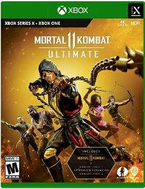XboxONE MORTAL KOMBAT 11 Ultimate edition 北米版[新品]11/17発売