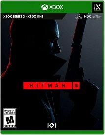 XboxONE Hitman 3 北米版[新品]