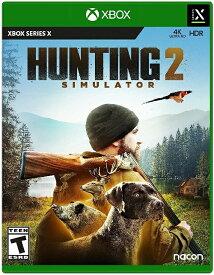 Xbox SeriesX Hunting Simulator 2 北米版[新品]3/23発売