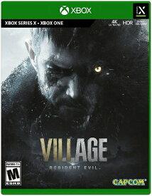 XboxONE/XboxSeriesX Resident Evil Village 北米版[新品]5/7発売